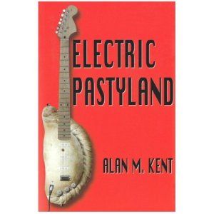 Electric Pastyland - guitar + pasty